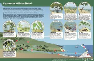 PCEP High Island Poster, Chuukese